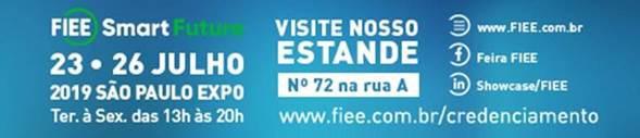 Aurotek BRAZIL FIEE SHOW 2019/7/23~7/26